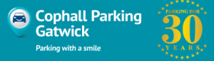 Cophall Parking Gatwick discount code