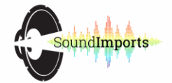SoundImports discount code